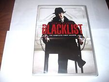 THE BLACKLIST: Complete First Season 1] 5-Disc DVD] NBC New;  Fast Ship