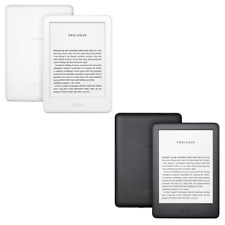 Amazon Kindle 10th Generation - 4GB - Black/White - WIFI - With Special Offers