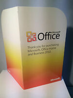 Microsoft Office 2010 Home & Business (PKC-Card)