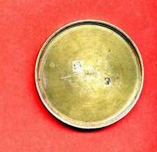(M 44) MÉDAILLE AVEC GERBE DE BLÉ UNIFACE (Argent 34,72 g)