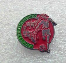 football soccer pin FIFA WORLD CUP 1974 WEST GERMANY rare