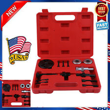 A/C Compressor Clutch Puller Tool Kit | Car Air Conditioner Remover Automotive