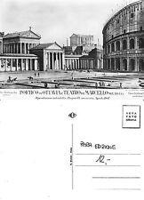 Roma - Portico di Ottavia e Teatro di Marcello nel 310 - RARA EDIZIONE (M-L 046)