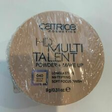 catrice cosmetics Hd multi talent powder compact and makeup shade 040 warm