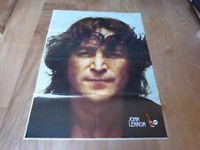 JOHN LENNON & LOU REED - Poster Best !!! VINTAGE 70'S !!!