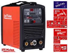 D-inv-200 WIG TIG inverter de soudure périphérique Digital DC MMA HF/LIFT 5-200 A 230 V IGBT