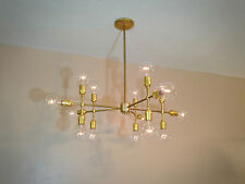 Modern Contemporary Light Piano Light - Mid Century Multiple Light Edison Bulb C