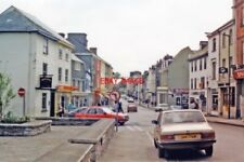 PHOTO  CORNWALL 1987 CALLINGTON SE VIEW ON MAIN STREET.