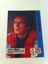 Signed Trading Cards Uncertified L Collectable Autographs