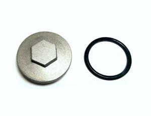 GY6 SUMP PLUG + O RING KIT for BAOTIAN TAMORETTI RETRO PGO G-Max Bug-Rider