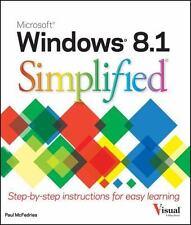 Windows 8.1 Simplified, Good Books