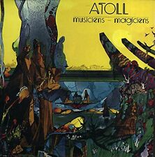 ATOLL-MUSICIENS MAGICIENS-JAPAN MINI LP SHM-CD BONUS TRACK H25