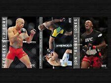 UFC MMA POSTER ST-PIERRE ANDERSON SILVA JON JONES ULTIMATE FIGHTING POSTERS
