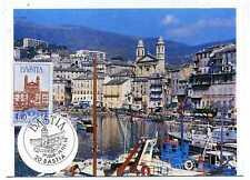 FRANCE 1994 CM 1° jour touristique, Bastia, timbre 2893