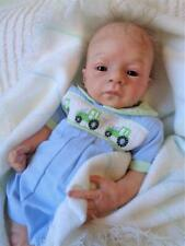 ROMEO Preemie Reborn Baby Boy Doll by Natalie Blick Max ? Bitsy Bundles Nursery