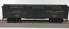 """Broadway Limited Imports HO 1448 - 53'6"""" Wood Express Reefer Car # 1302 - New"""