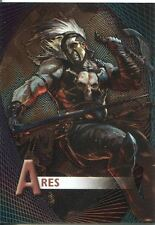 Marvel Beginnings Series 2 Micromotion Chase Card M-2 Ares