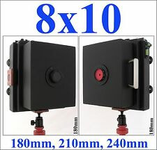 8x10 Large Format Pinhole Camera With 180mm, 210mm or 240mm Focal Length.