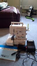 Janome My Lock 134D Differential Feed 4 Thread Overlocker Sewing Machine