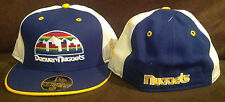 Denver Nuggets NEW ERA 59FIFTY Fitted Hat NBA Hardwood Classics Throwback 6 7/8