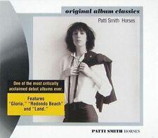 Horses Performer Patti Smith CD 1996