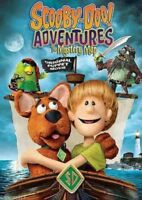 Scooby-Doo Adventures: The Mystery Map (Widescreen DVD, 2014)