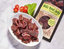 Beef Jerky 5 mal 100g Sweet Chili  milde Schärfe  geschnitten 0,5  ohne Glutamat