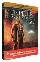 Blu Ray 3D + 2D + DVD : Jupiter Ascending  - Ed Steelbook FNAC - NEUF