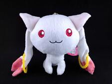 Puella Magi Madoka Magica Plush Doll Mascot Key Chain official Break Kyubey