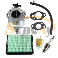 Carburateur & Filtre à Air Pour Honda GCV190A GCV190LA HRB217 HRX217 HRX217K1