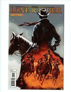 Lone Ranger #2, VF/NM 2012 Dynamite Comics