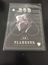 BOB LE PLAMBEUR DVD THE CRITERION COLLECTION SPINE # 150