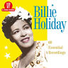 Billie Holiday : 60 Essential Recordings CD Box Set 3 discs (2018) ***NEW***
