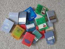 PS1 MEMORY CARD playstation unofficial 1mb random selection TESTED & WORKING