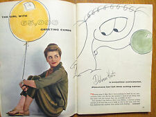 1960 TV Guide(DOLORES HART/DON MESSER/STEVE McQUEEN/LORETTA  YOUNG/CHUCK CONNORS