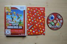 Wii - New Super Mario Bros. Wii - (OVP, mit Anleitung)