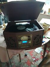 Coopers Music Centre with dab radio record player CD player & cassette, working
