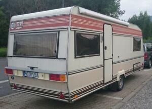 Wohnwagen Beisl 530 mit Mover - 100km/h Zulassung - Markise - 2 Kühlschränke