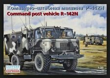 EE 35137 - 1/35 R-142N Russian command post vehic.
