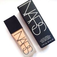 NARS ALL DAY LUMINOUS WEIGHTLESS FOUNDATION Light Choose Your Color 1 OZ New