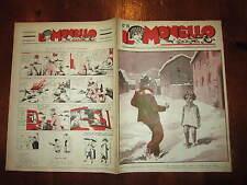 IL MONELLO ANNO V° NUMERO 201 DEL 11 MARZO 1937