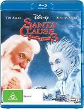 The Santa Clause 3: The Escape Clause  - BLU-RAY - NEW Region B