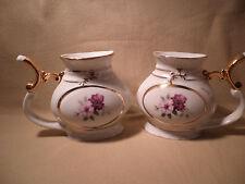 2 originale Karlsbader Trinkkannen - Porzellan  - Made in czechoslovakia