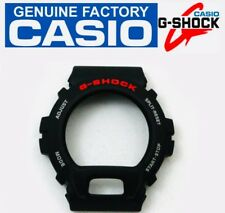 watch band bezel black case cover Casio G-Shock New Original Dw-6900 Dw-6600