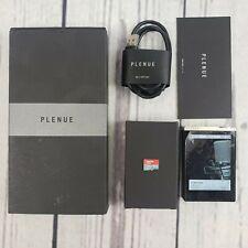 Cowon Plenue D 32GB Gold Black W/ 128g Memory Card Excellent W/ Box