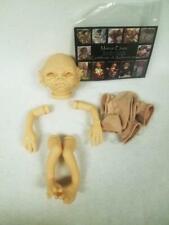Bipsey the Manor Elf Reborn Vinyl Doll Kit by Cindy Musgrove