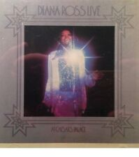 Diana Ross Live at Caesar's Palace 1974 Motown *Dolby NR cassette