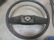 1981-1987 Chevrolet C20 truck interior steering wheel hot rod rat rod parts