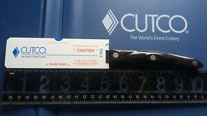 Cutco Spatula Speader 1768 Classic Handle Forever Warranty Guarantee U.S.A.