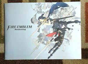 Fire Emblem Awakening Gamestop Exclusive Mini Art Book